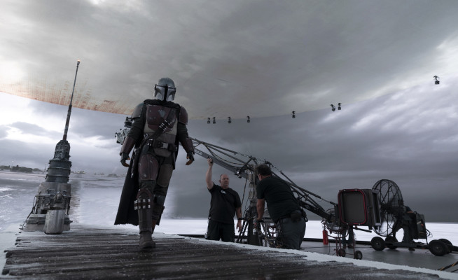 How 'The Mandalorian' and ILM invisibly reinvented film and TV production