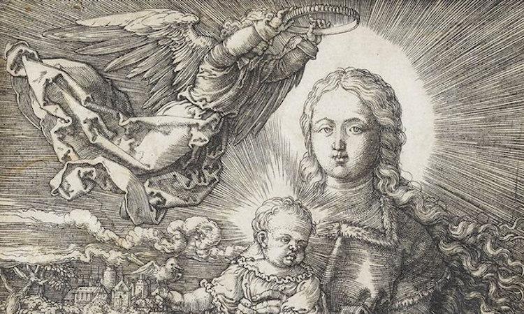 Во Франции найдена гравюра Альбрехта Дюрера XVI века