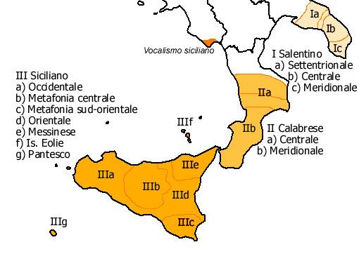Сицилийский язык сицилия, факты, факты о Сицилии, факты об Италии