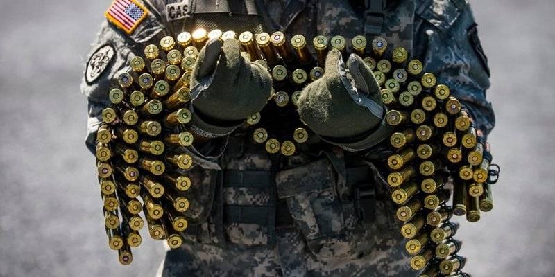 """От 15 до 30 процентов. В США заказали разработку """"облегченного"""" патрона калибра .50 BMG"""