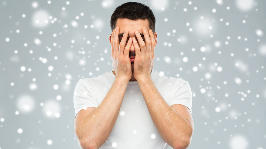 Лечим декабрьский невроз