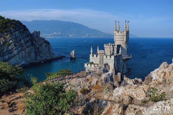 Крым могут исключить изсписка регионов скурортным сбором