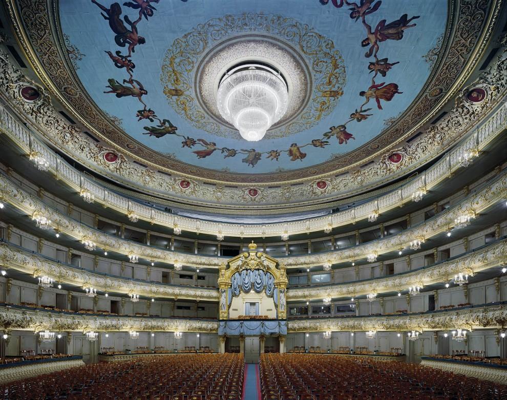13 красивейших оперных театров мира