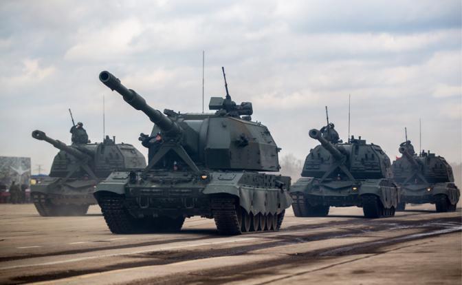 Страшные для «брони», ПВО и пехоты НАТО - парадоксы «Коалиции-СВ»