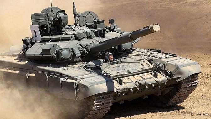 Мощь и эффективность: американцы по достоинству оценили российские Т-90С