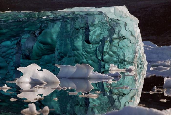 Ледяной гигант.