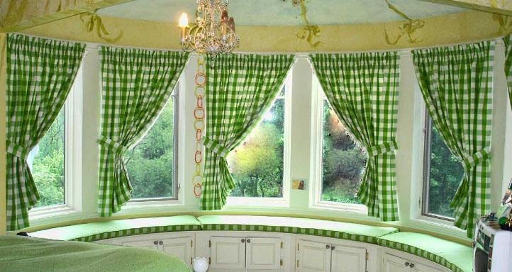 Замечательные идеи. Эти лучшие способы подвешивания штор на карниз сделают ваш дом по-настоящему уютным