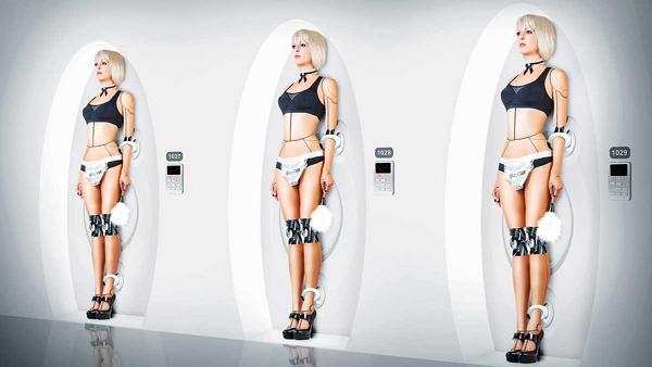 В скором будущем роботы смогут насиловать женщин