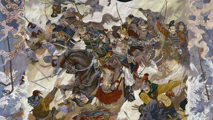 История в цитатах: «Если ты будешь плакать, то с гор придут монголы…»