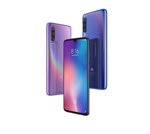 Xiaomi Mi 9 и Redmi 7 официа…