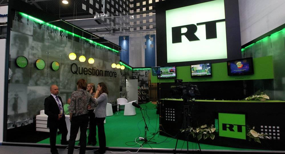 Москва Лондону: санкции против RT будут иметь серьезные последствия
