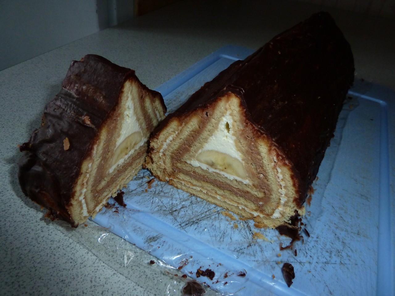 Торт шалаш из печенья и творога фото пошагово