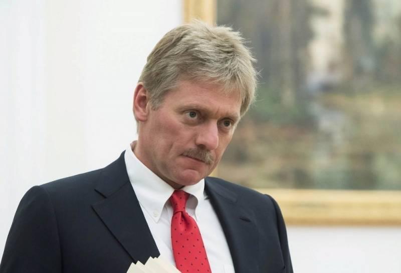 Песков ответил на вопрос о погибших добровольцах