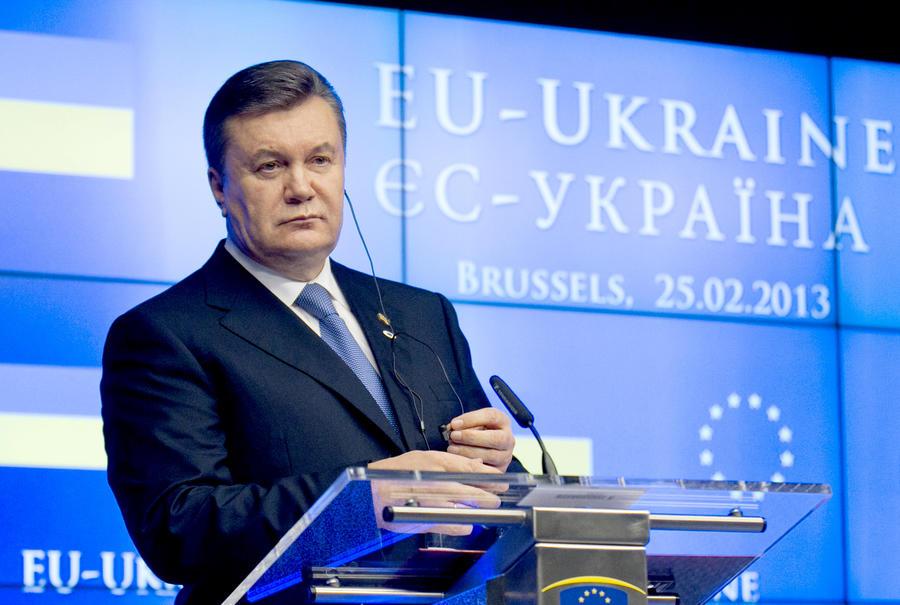 Виктор Янукович был прав, от…