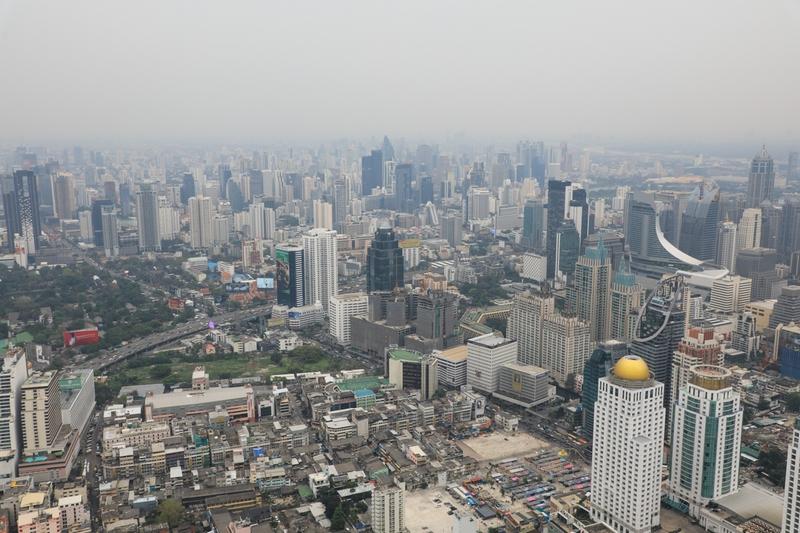 Таиланд, город Бангкок в фотографиях