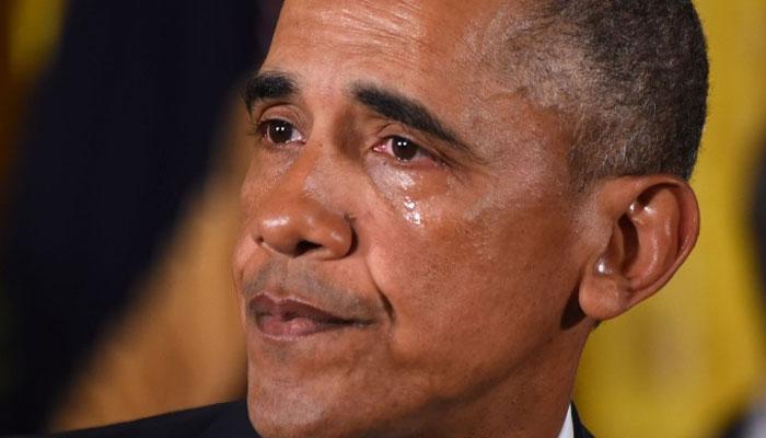 Как Обама покидал Овальный кабинет. Трогательное видео