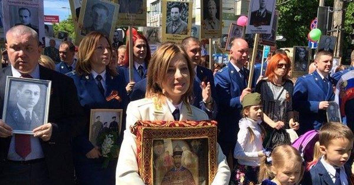 Поклонская пригрозила привезти в Крым спецназ