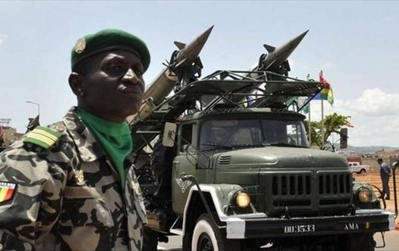 Кабмин одобрил проект военно-технического сотрудничества с Мали