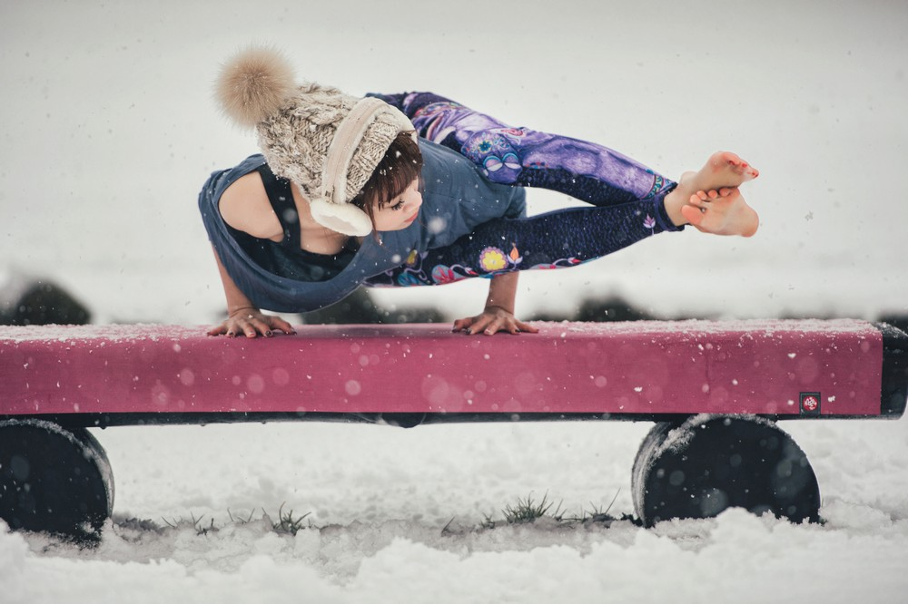 Winter yogahow to prepare yourself