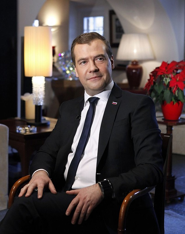 Что у трезвого на уме, то у Медведева на языке?..