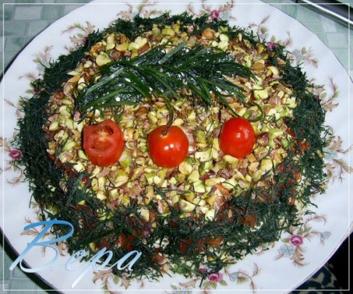 20 лучших салатов!