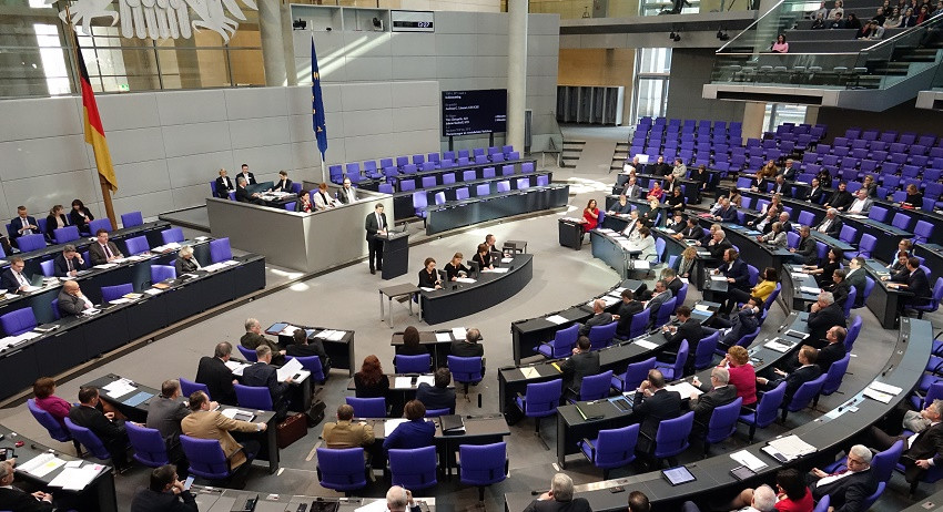 Бундестаг признал нарушение …