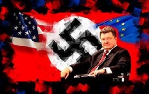 Украина марширует от национализма к неонацизму