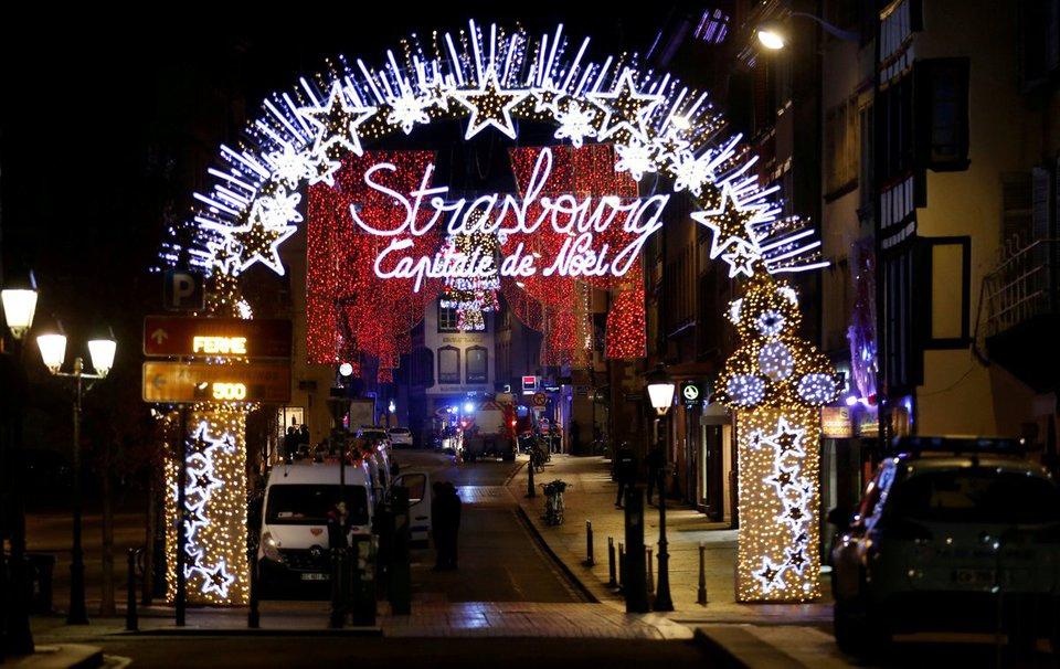 В Страсбурге мужчина расстре…
