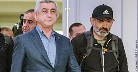 Почему армянского лидера уда…