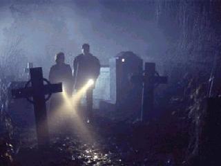 Деревенское кладбище