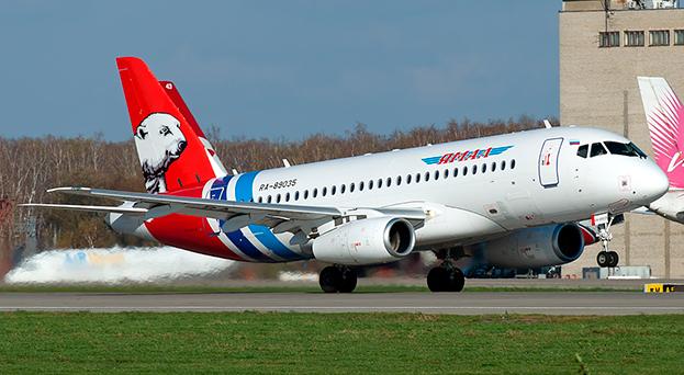 Авиакомпания «Ямал» в декабре получит три новых самолета SSJ-100
