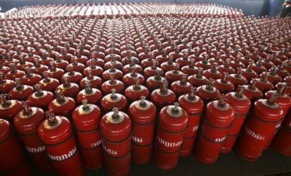 Украина сначала отопительного сезона сожгла миллиард кубов газа