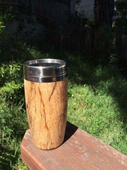 Деревянная кружка своими руками