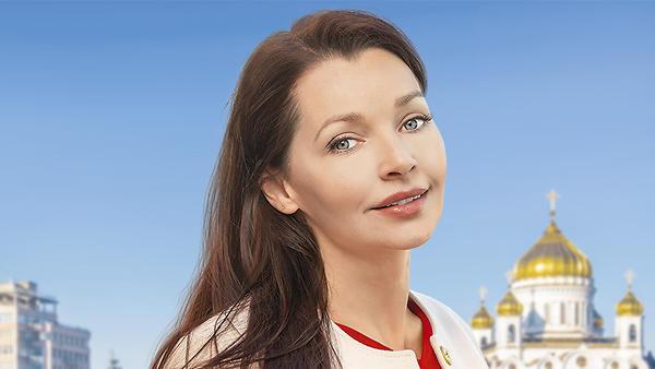 Наталия Антонова: «Я смирила…
