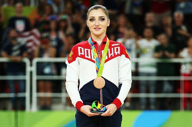 Гимнастка Мустафина выиграла первый турнир после возвращения в спорт