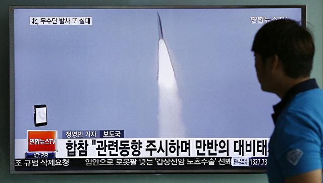 КНДР опять глушит рыбу баллистическими ракетами в Японском море
