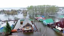 МЧС: в Подмосковье есть угроза подтопления населённых пунктов