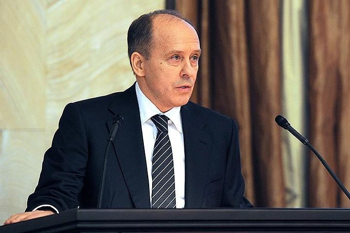 Бортников: за прошлый год ФСБ предотвратила 25 из 29 терактов