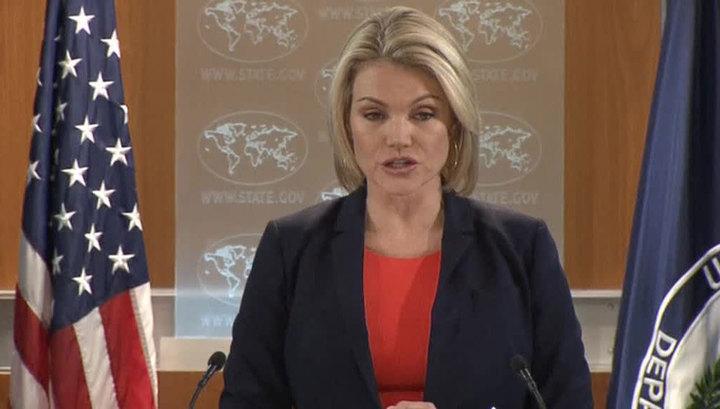 США обвиняют Сирию и Россию в зачистке места химической атаки в Думе