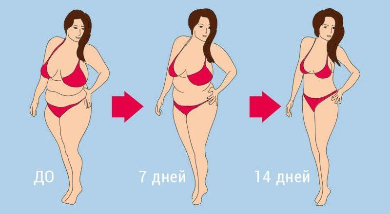 9 правил похудения