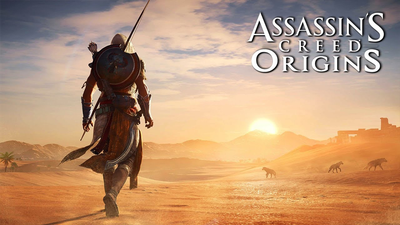 Превью Assassin's Creed Origins: конвейер или нет?