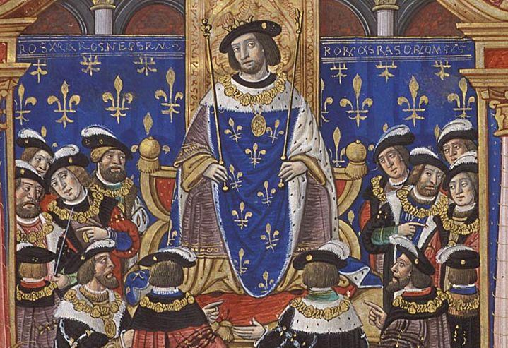 Французский Людовик XI: гений коварства