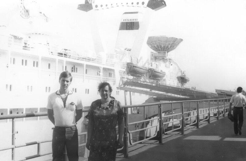 Последний рейс «Гагарина» НИС Космонавт Юрий Гагарин, история, научно-исследовательское судно, развал СССР