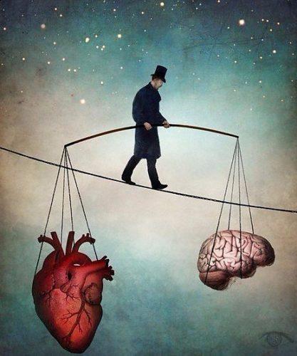 ПСИХОЛОГИКА. Закон баланса