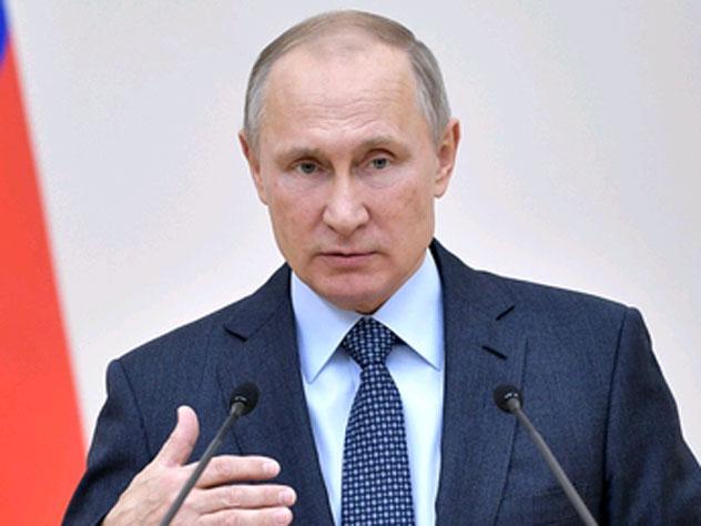 Путин назвал уход из жизни Броневого невосполнимой потерей
