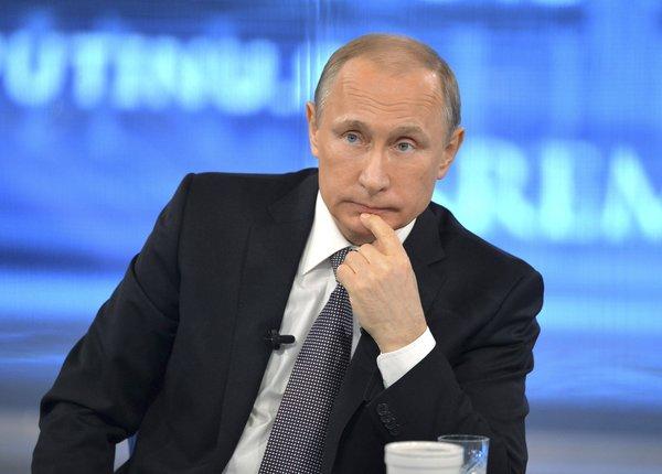 Письмо Путину из Израиля.