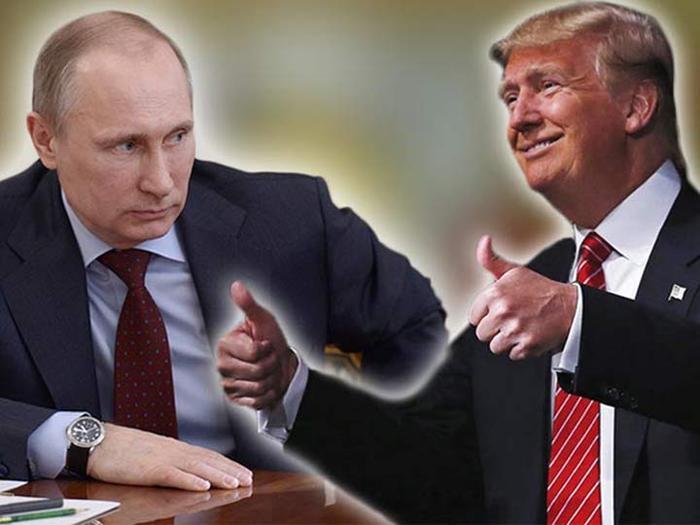 Трамп пытается заманить Пути…