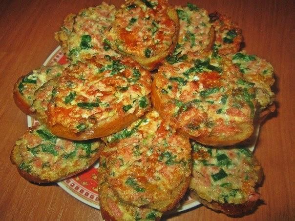 Как приготовить горячие бутерброды к завтраку