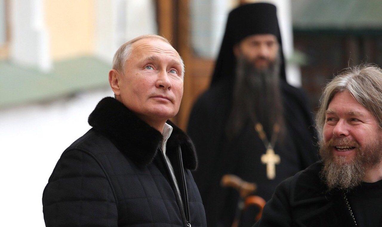 "Мастер-класс по игре в йо-йо и «греческий йогурт» от Путина"""