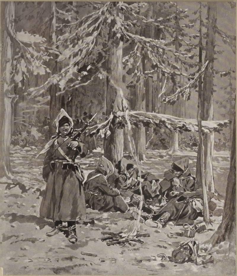 «Генеральская жертва» партизан 15-го года